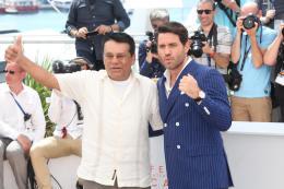 photo 26/48 - Présentation du film Hands of Stone au 69ème Festival de Cannes 2016 - Cannes 2016 : Robert de Niro met K.O la Croisette ! - © Isabelle Vautier pour @CommeAuCinema