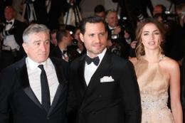 photo 6/48 - Présentation du film Hands of Stone au 69ème Festival de Cannes 2016 - Cannes 2016 : Robert de Niro met K.O la Croisette ! - © Isabelle Vautier pour @CommeAuCinema
