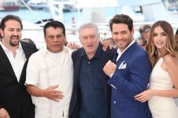 photo 44/48 - Présentation du film Hands of Stone au 69ème Festival de Cannes 2016 - Cannes 2016 : Robert de Niro met K.O la Croisette ! - © Isabelle Vautier pour @CommeAuCinema