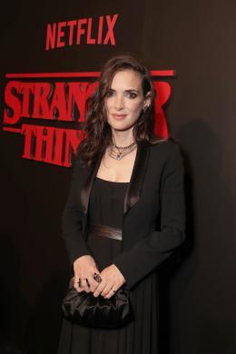 Winona Ryder Stranger Things - Avant-premi�re photo 2 sur 51