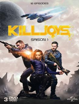photo 13/13 - Killjoys - Saison 1 - © Universal Pictures Vid�o