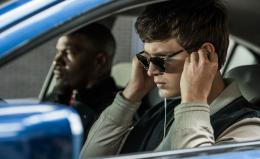 photo 14/14 - Jamie Foxx, Ansel Elgort - Baby Driver - © Sony Pictures Releasing France