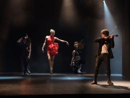 Free Dance Comfort Fedoke, Keenan Kampa, Nicholas Galitzine photo 3 sur 4
