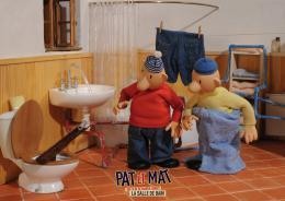 photo 1/5 - Les Nouvelles Aventures de Pat et Mat - © Cinema-Public-Films
