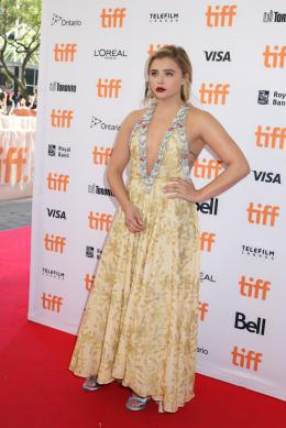 Chlo� Grace Moretz Tapis Rouge du film Brain on Fire - Toronto 2016 photo 1 sur 157