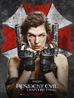 Resident Evil : Chapitre Final photo 4 sur 4