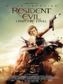 photo 7/9 - Resident Evil : Chapitre Final - © Metropolitan FilmExport