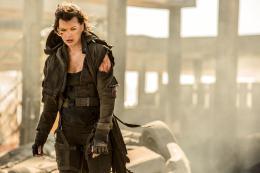 Milla Jovovich Resident Evil : Chapitre Final photo 3 sur 99