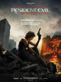 Resident Evil : Chapitre Final photo 3 sur 4