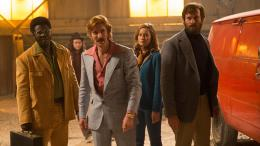 Free Fire Armie Hammer, Babou Ceesay, Brie Larson, Sharlto Copley photo 9 sur 13