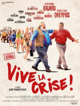 photo 14/16 - Affiche de Vive la crise ! - Vive la crise ! - © Les Films Montaigne / Kanibal Films Dist.