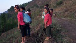 photo 1/7 - Ta'ang - Un peuple en exil, entre Chine et Birmanie - © Les Acacias