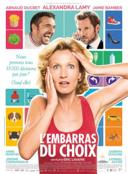 photo 20/20 - Affiche L'Embarras du choix - L'Embarras du Choix - © Pathé Distribution