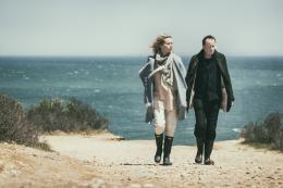 Retour à Montauk Nina Hoss et Stellan Skarsgard photo 2 sur 8