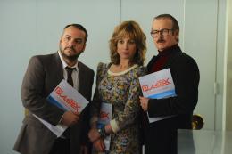 Les Têtes de l'Emploi François-Xavier Demaison, Elsa Zylberstein & Franck Dubosc photo 1 sur 6