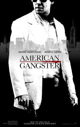 American Gangster Affiche US photo 1 sur 37
