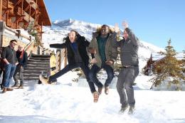 20ème Festival International du Film de Comédie de l'Alpe d'Huez 2017 Antoine Gouy, Omar Sy, Antoine Dulery photo 6 sur 132