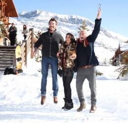20ème Festival International du Film de Comédie de l'Alpe d'Huez 2017 Yaniss Lespert, Fanny Valette, Pierre Richard photo 10 sur 132