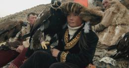 La Jeune fille et son Aigle Aisholpan Nurgaiv photo 9 sur 16