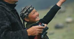 La Jeune fille et son Aigle Aisholpan Nurgaiv photo 10 sur 16