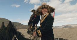 La Jeune fille et son Aigle Aisholpan Nurgaiv photo 7 sur 16
