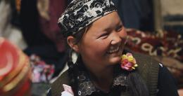 La Jeune fille et son Aigle Aisholpan Nurgaiv photo 5 sur 16