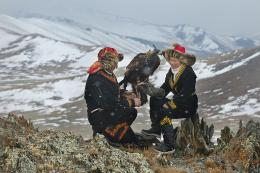 La Jeune fille et son Aigle Aisholpan Nurgaiv photo 8 sur 16