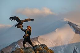 photo 16/16 - Aisholpan Nurgaiv - La Jeune fille et son Aigle - © ARP Selection