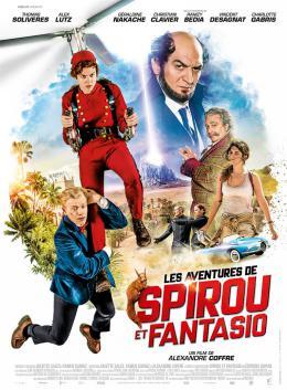 Les Aventures de Spirou et Fantasio photo 1 sur 3
