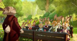 L'école des lapins photo 5 sur 9