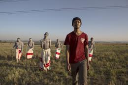 photo 2/6 - Nakhane Touré - Les Initiés - © Pyramide Films
