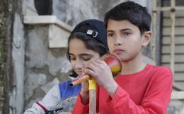 photo 5/7 - Qais Atallah - Le Chanteur de Gaza - © La Belle Company