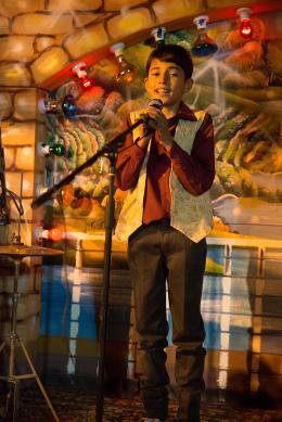 photo 3/7 - Qais Atallah - Le Chanteur de Gaza - © La Belle Company