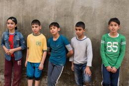 photo 2/7 - Qais Atallah - Le Chanteur de Gaza - © La Belle Company