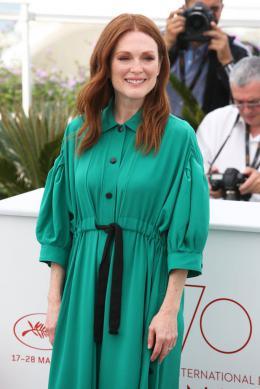 Julianne Moore Festival de Cannes 2017 - Le Musée des Merveilles photo 6 sur 244