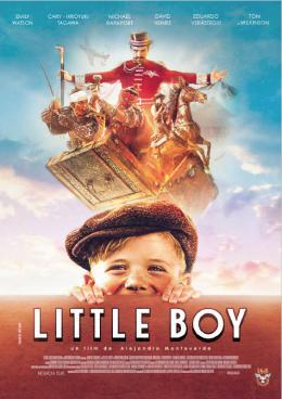 photo 14/14 - Affiche Little Boy - Little Boy - © Saje Films