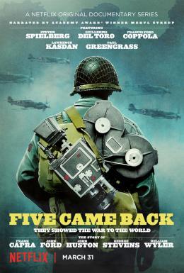 Cinq Hommes et une Guerre photo 1 sur 1