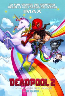 Deadpool 2 Poster IMAX photo 2 sur 8