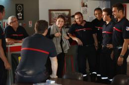 Les Hommes du feu Emilie Dequenne, Michaël Abiteboul, Roschdy Zem photo 4 sur 11