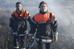 Les Hommes du feu Roschdy Zem, Emilie Dequenne photo 3 sur 11