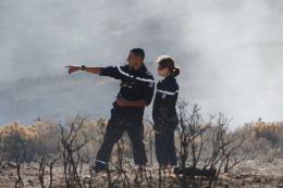 Les Hommes du feu Roschdy Zem, Emilie Dequenne photo 2 sur 11