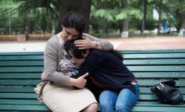 Une famille heureuse Ia Shugliashvili photo 3 sur 10