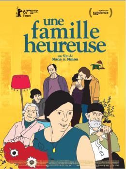 Une famille heureuse Affiche Une famille heureuse photo 10 sur 10
