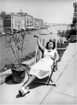 photo 3/6 - Peggy Guggenheim - Peggy Guggenheim, la collectionneuse - © Happiness Distribution