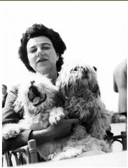 photo 6/6 - Peggy Guggenheim - Peggy Guggenheim, la collectionneuse - © Happiness Distribution