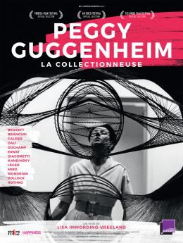 photo 1/6 - Peggy Guggenheim, la collectionneuse - © Happiness Distribution