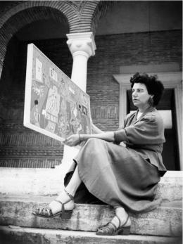 photo 4/6 - Peggy Guggenheim - Peggy Guggenheim, la collectionneuse - © Happiness Distribution