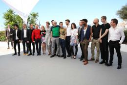 Nahuel Perez Biscayart Cannes 2017 : Photocall photo 3 sur 13