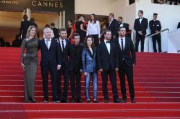 photo 21/66 - Cannes 2017 : Tapis - 120 Battements par Minute - © Isabelle Vautier pour CommeAuCinema.com