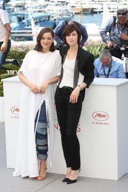 Les Fantômes d'Ismaël Cannes 2017 photo 8 sur 31